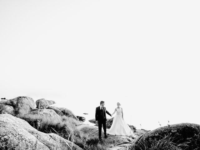 La boda de Benja y Mèlanie en Boiro (Boiro), A Coruña 81