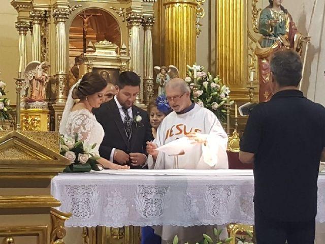La boda de Maria y Ruben