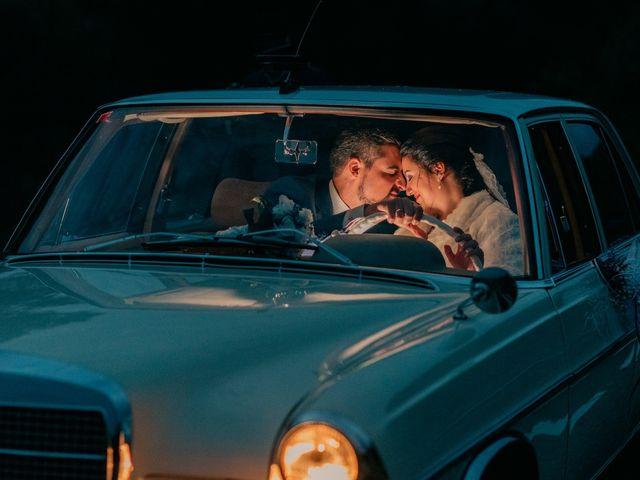 La boda de Lorena y Nando