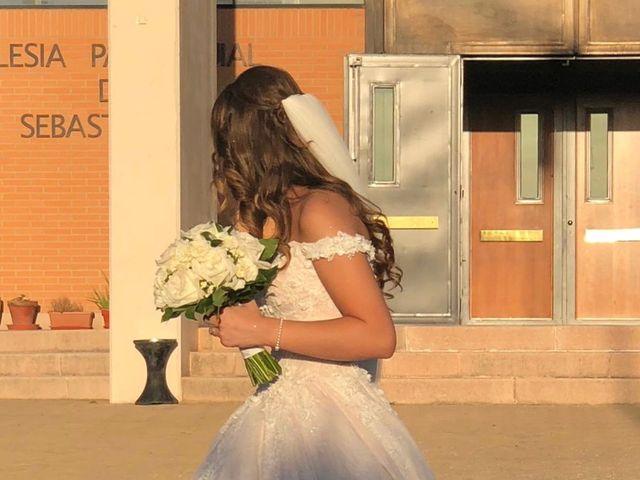 La boda de Daniel  y Cristina en Arganda Del Rey, Madrid 5