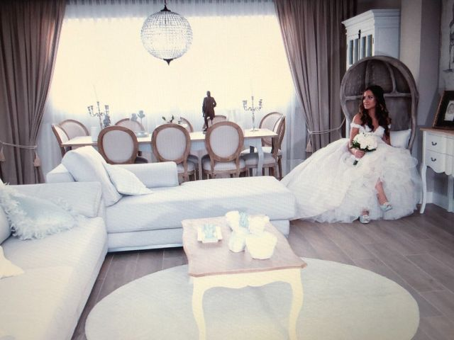 La boda de Daniel  y Cristina en Arganda Del Rey, Madrid 1