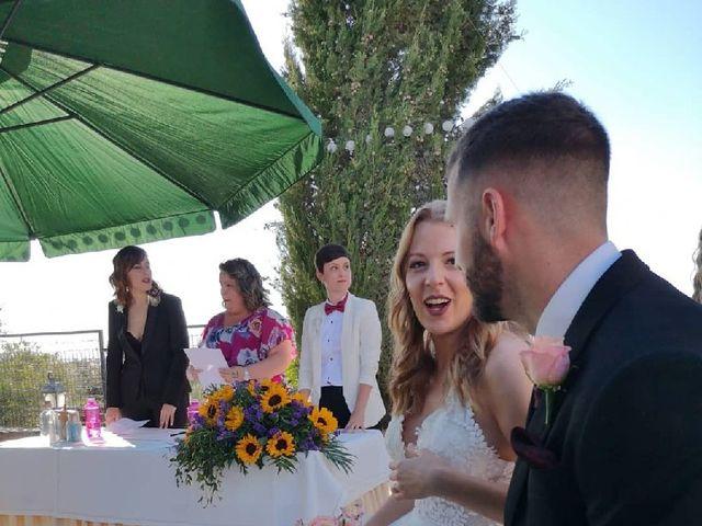 La boda de Antonio y Ana en Zafra, Badajoz 3
