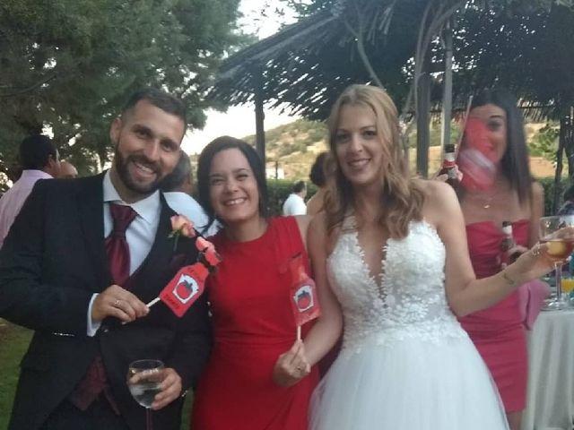 La boda de Antonio y Ana en Zafra, Badajoz 5