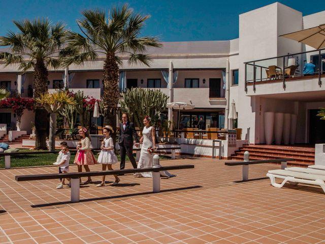 La boda de Miguel y Eva en Mojacar, Almería 14