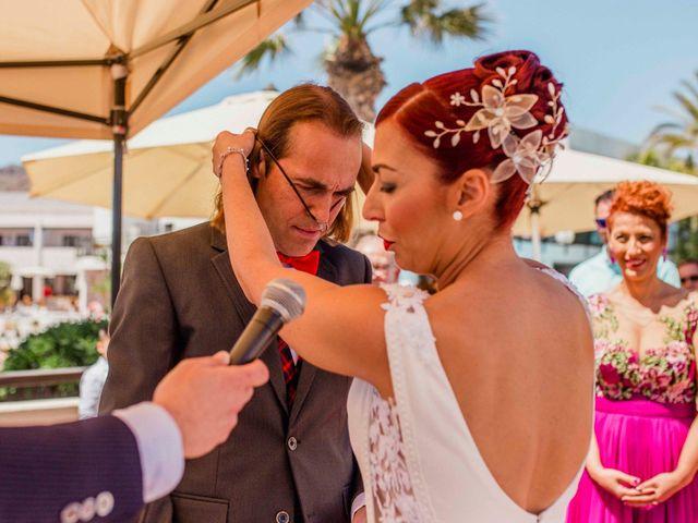 La boda de Miguel y Eva en Mojacar, Almería 18