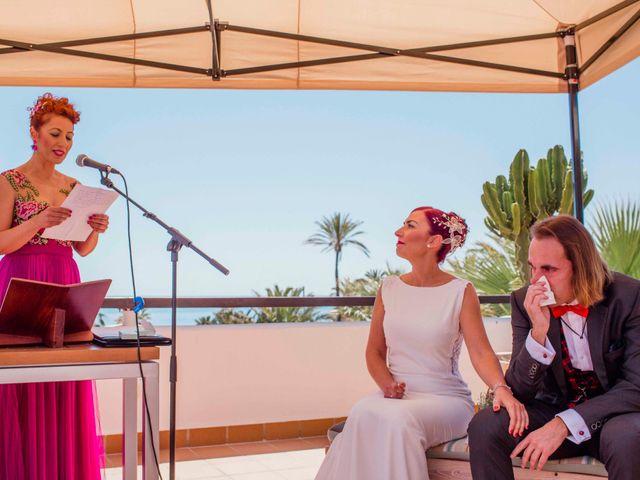 La boda de Miguel y Eva en Mojacar, Almería 22