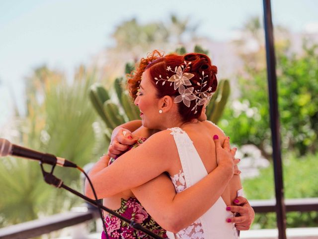 La boda de Miguel y Eva en Mojacar, Almería 24