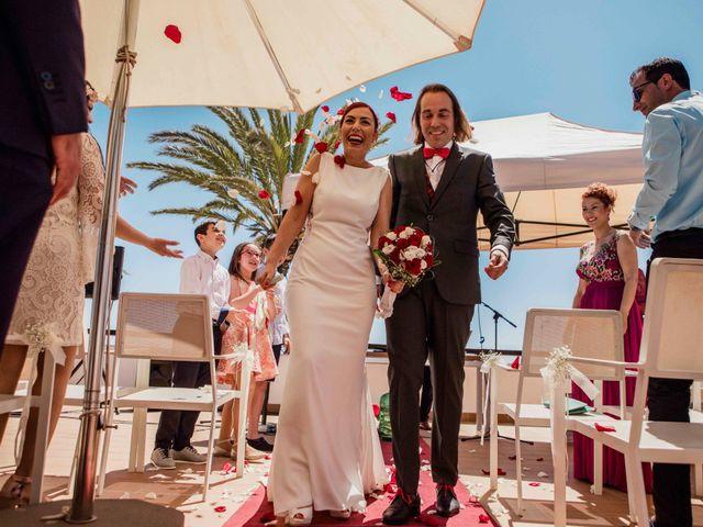 La boda de Miguel y Eva en Mojacar, Almería 32