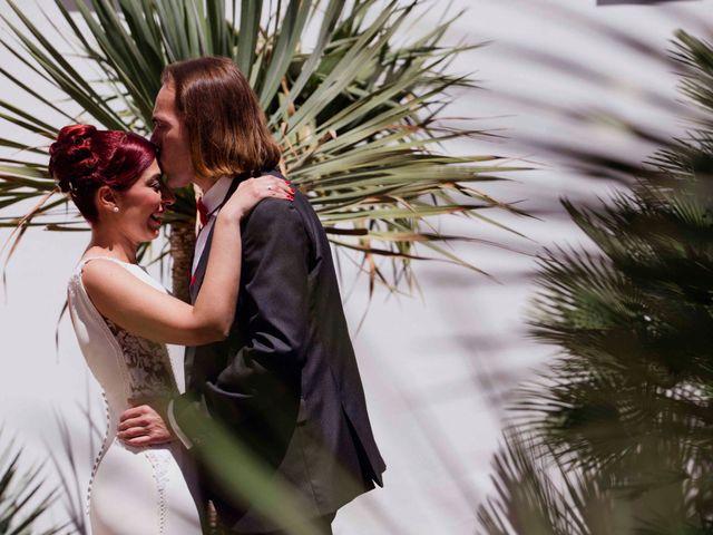 La boda de Miguel y Eva en Mojacar, Almería 47