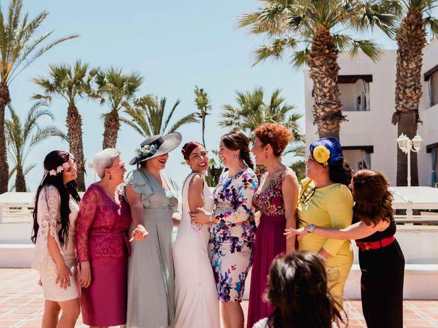 La boda de Miguel y Eva en Mojacar, Almería 55