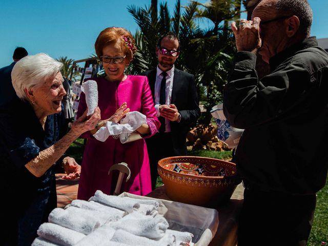 La boda de Miguel y Eva en Mojacar, Almería 56