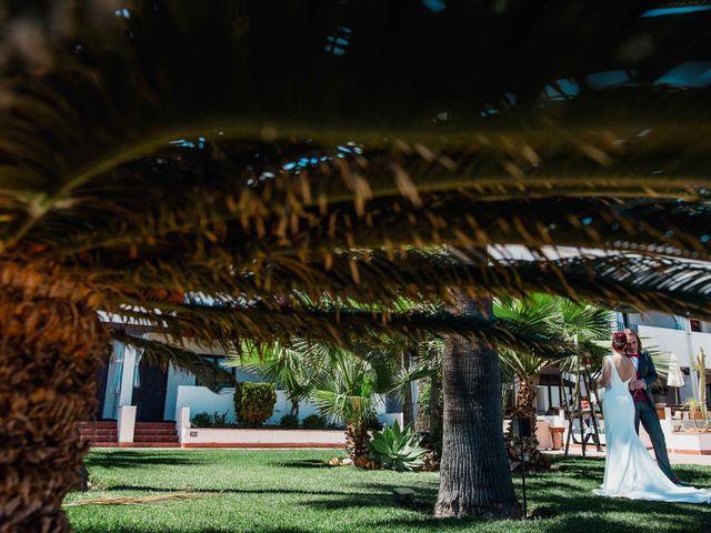 La boda de Miguel y Eva en Mojacar, Almería 57