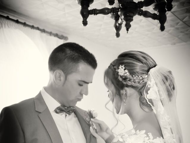 La boda de Sergio y Jessica en Almería, Almería 9