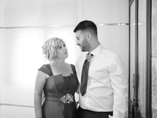 La boda de Sergio y Jessica en Almería, Almería 14