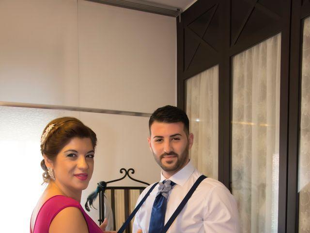 La boda de Sergio y Jessica en Almería, Almería 15