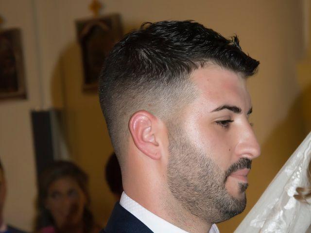 La boda de Sergio y Jessica en Almería, Almería 21