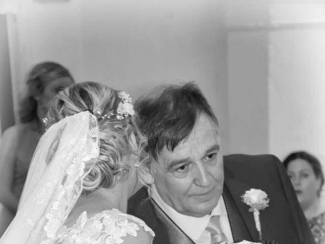 La boda de Sergio y Jessica en Almería, Almería 22