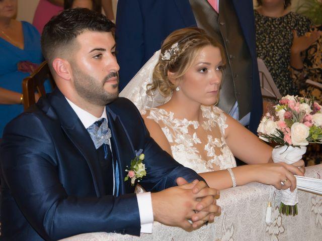 La boda de Sergio y Jessica en Almería, Almería 23