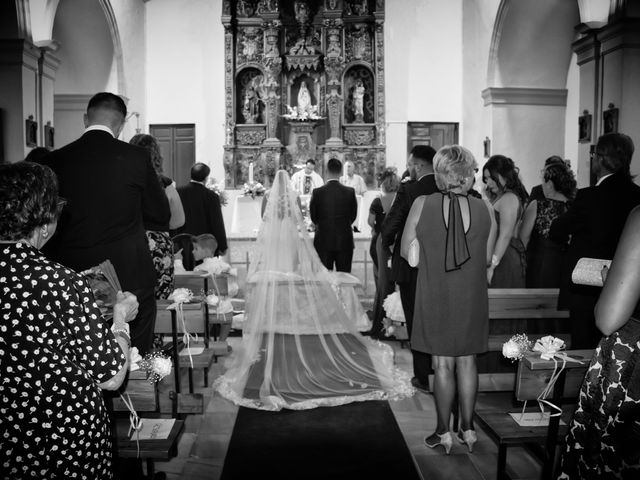 La boda de Sergio y Jessica en Almería, Almería 24