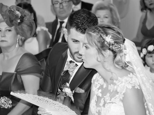 La boda de Sergio y Jessica en Almería, Almería 25
