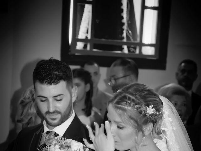 La boda de Sergio y Jessica en Almería, Almería 28