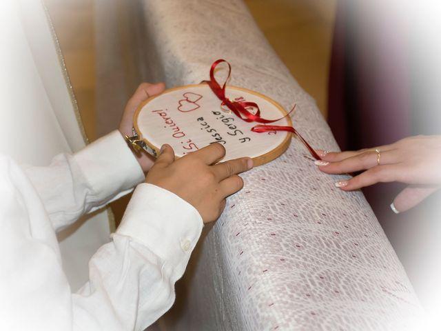 La boda de Sergio y Jessica en Almería, Almería 29