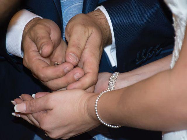 La boda de Sergio y Jessica en Almería, Almería 31