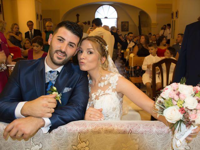 La boda de Sergio y Jessica en Almería, Almería 32