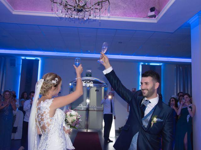 La boda de Sergio y Jessica en Almería, Almería 35