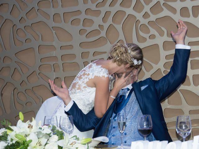 La boda de Sergio y Jessica en Almería, Almería 37