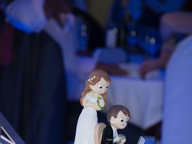 La boda de Sergio y Jessica en Almería, Almería 39