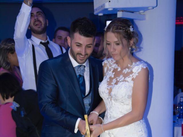La boda de Sergio y Jessica en Almería, Almería 40