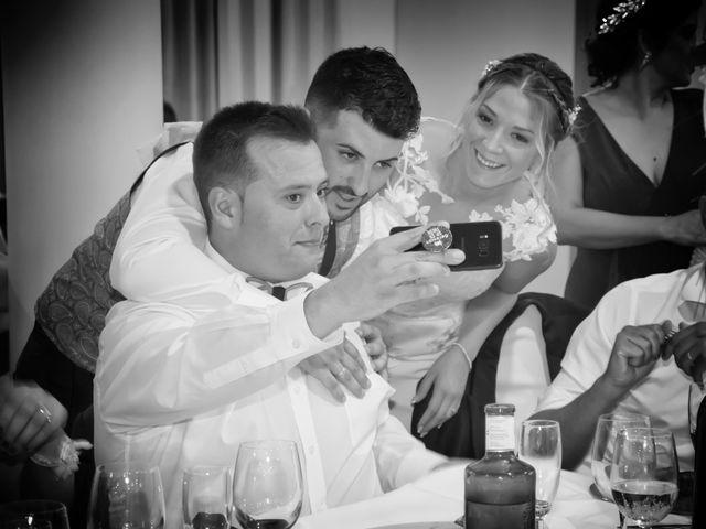 La boda de Sergio y Jessica en Almería, Almería 42