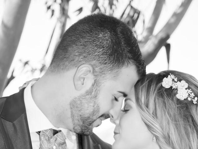 La boda de Sergio y Jessica en Almería, Almería 47