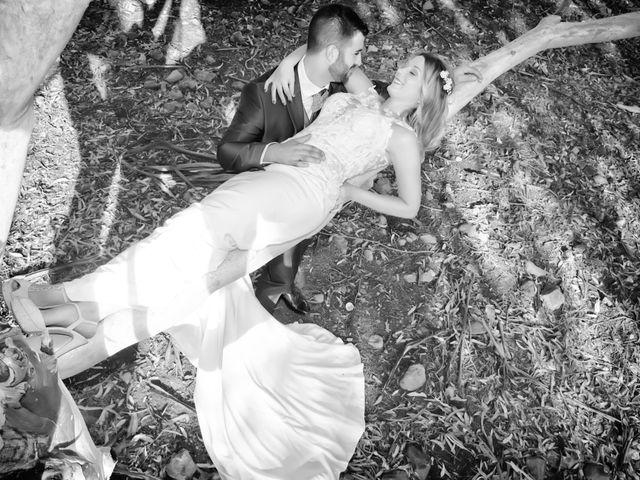La boda de Sergio y Jessica en Almería, Almería 49
