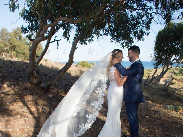 La boda de Sergio y Jessica en Almería, Almería 50
