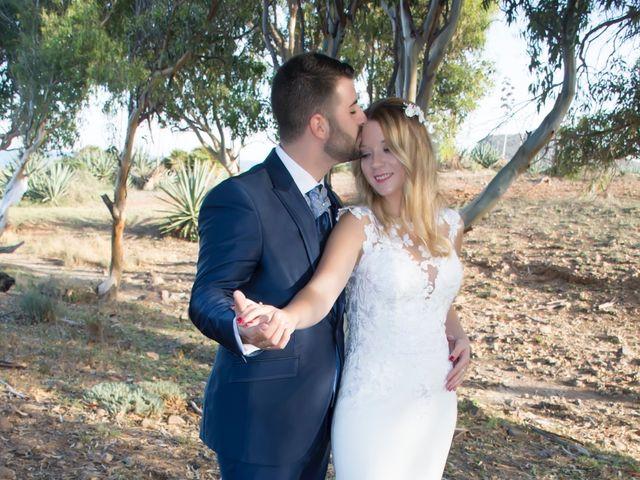 La boda de Sergio y Jessica en Almería, Almería 51