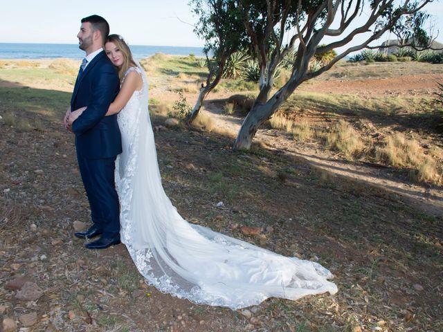 La boda de Sergio y Jessica en Almería, Almería 53