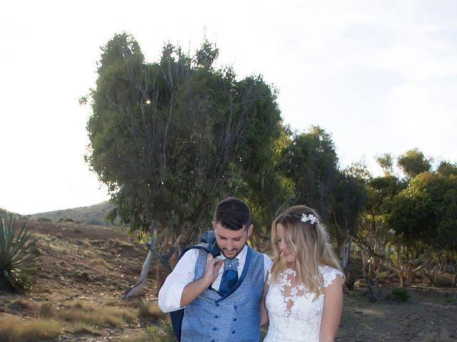 La boda de Sergio y Jessica en Almería, Almería 54