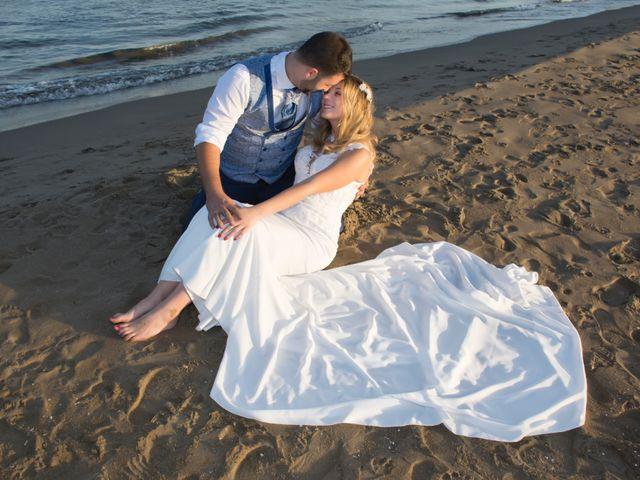 La boda de Sergio y Jessica en Almería, Almería 58