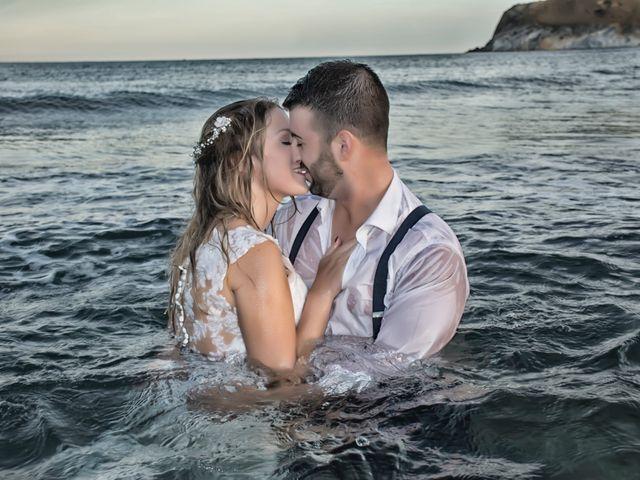 La boda de Sergio y Jessica en Almería, Almería 61