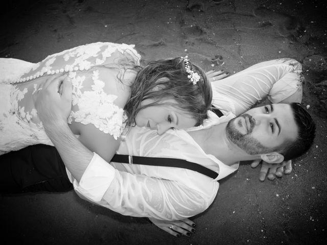 La boda de Sergio y Jessica en Almería, Almería 64