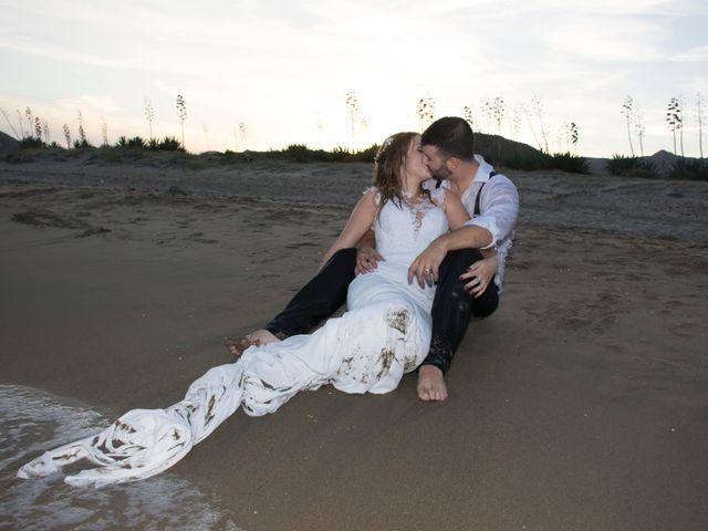 La boda de Sergio y Jessica en Almería, Almería 65