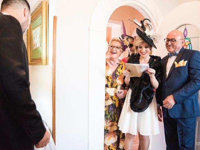 La boda de Aarón y Lydia en Cartagena, Murcia 7