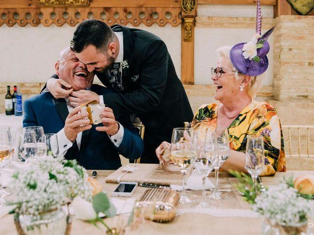 La boda de Aarón y Lydia en Cartagena, Murcia 23