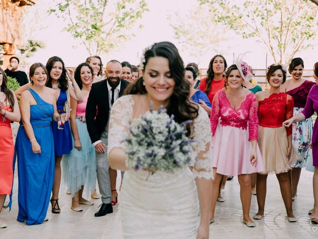 La boda de Aarón y Lydia en Cartagena, Murcia 28
