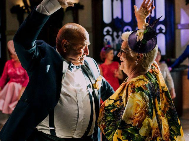 La boda de Aarón y Lydia en Cartagena, Murcia 31