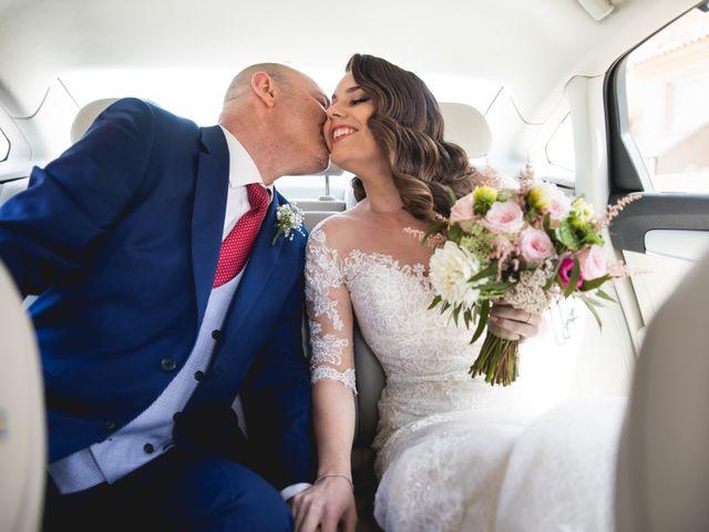 La boda de Aarón y Lydia en Cartagena, Murcia 35