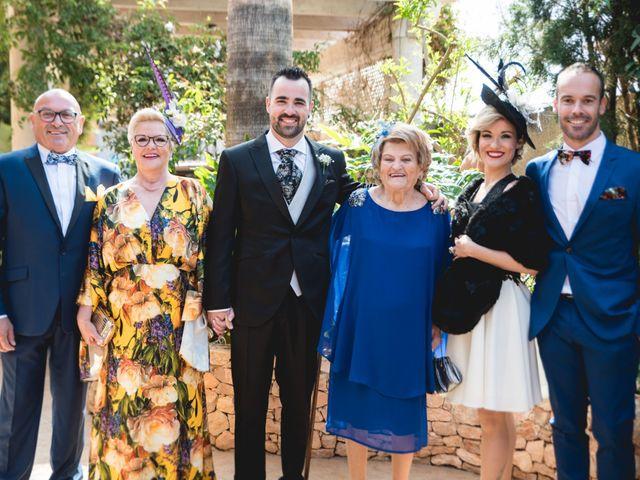 La boda de Aarón y Lydia en Cartagena, Murcia 39