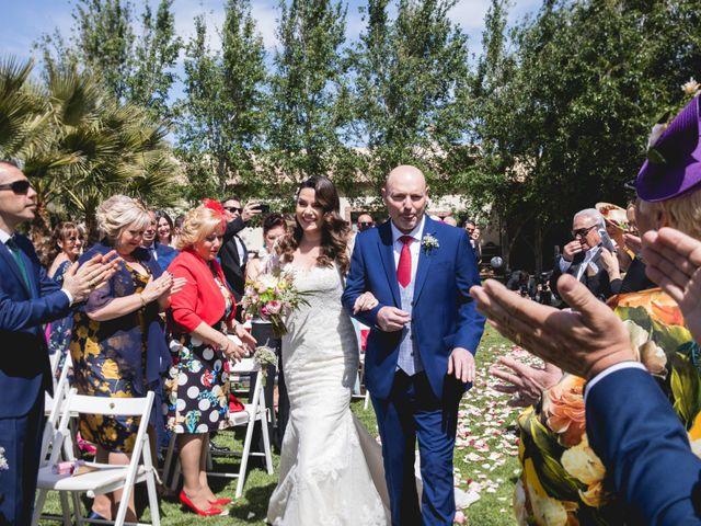 La boda de Aarón y Lydia en Cartagena, Murcia 42